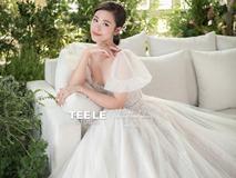 2 mẫu váy cưới chính thức của Đông Nhi vừa được hé lộ: Thiết kế lộng lẫy đẹp tuyệt trần lấy cảm hứng từ công nương Hoàng gia