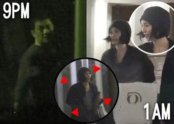 Xuất hiện tin đồn Tạ Đình Phong chia tay Vương Phi, hẹn hò cùng người mẫu trẻ-2