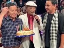 Chí Trung khóc khi được chúc sinh nhật ở Ký ức vui vẻ