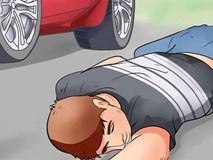 Sơ cứu người bị tai nạn giao thông: Nếu không biết xin đừng di chuyển!