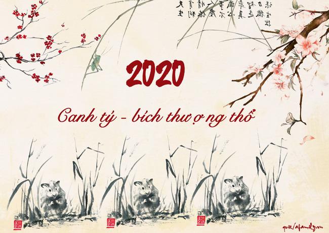 Vận thế phúc họa của 12 con giáp trong năm Canh Tý 2020 - Bích Thượng Thổ: Ai gặp nhiều may mắn, ai phải trải qua chông gai?-1