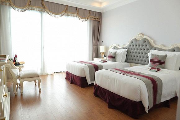 Lộ diện những căn phòng đẳng cấp mà Đông Nhi cùng Ông Cao Thắng dùng hơn 10 tỷ đồng để chuẩn bị cho khách mời tới dự đám cưới-2