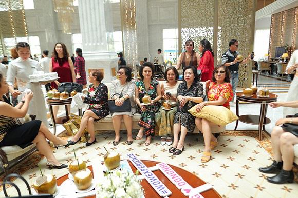 Lộ diện những căn phòng đẳng cấp mà Đông Nhi cùng Ông Cao Thắng dùng hơn 10 tỷ đồng để chuẩn bị cho khách mời tới dự đám cưới-7