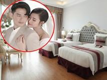 Lộ diện những căn phòng đẳng cấp mà Đông Nhi cùng Ông Cao Thắng dùng hơn 10 tỷ đồng để chuẩn bị cho khách mời tới dự đám cưới