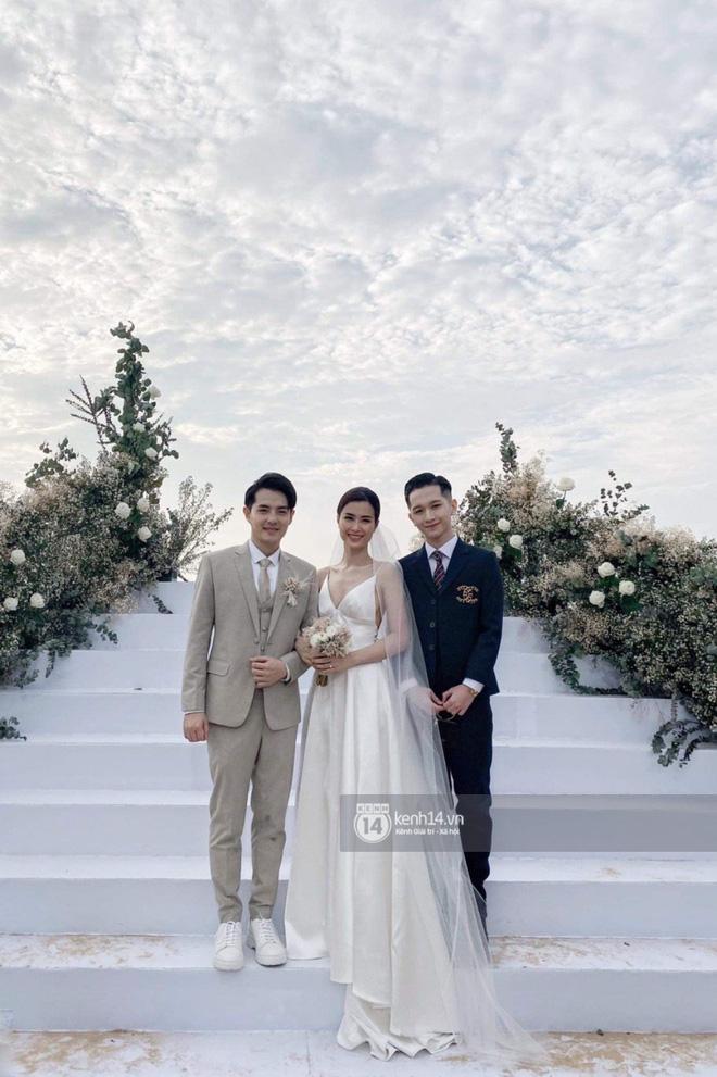 Đám cưới Đông Nhi và Ông Cao Thắng:  Chú rể xúc động nói Cảm ơn em đã dành hết Thanh Xuân của mình cho anh... Anh Yêu Em...-22