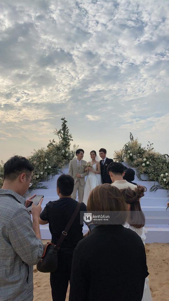Đám cưới Đông Nhi và Ông Cao Thắng:  Chú rể xúc động nói Cảm ơn em đã dành hết Thanh Xuân của mình cho anh... Anh Yêu Em...-23