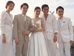 Giây phút xúc động nhất hôn lễ: Ông Cao Thắng và Đông Nhi rơi nước mắt trên lễ đường, khoảnh khắc được mong chờ nhất cũng đã đến!-8