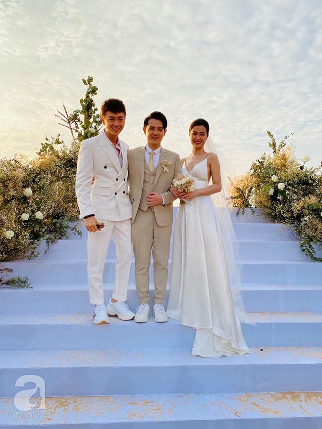 Đám cưới Đông Nhi và Ông Cao Thắng:  Chú rể xúc động nói Cảm ơn em đã dành hết Thanh Xuân của mình cho anh... Anh Yêu Em...-16