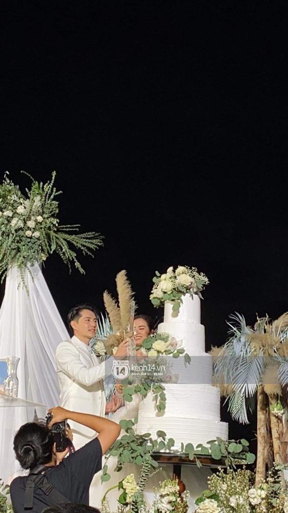Đám cưới Đông Nhi và Ông Cao Thắng:  Chú rể xúc động nói Cảm ơn em đã dành hết Thanh Xuân của mình cho anh... Anh Yêu Em...-3