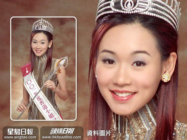 Hoa hậu Hong Kong tuột dốc vì bê bối chửa hoang, tuổi 41 nương tựa đại gia làm lại cuộc đời-1