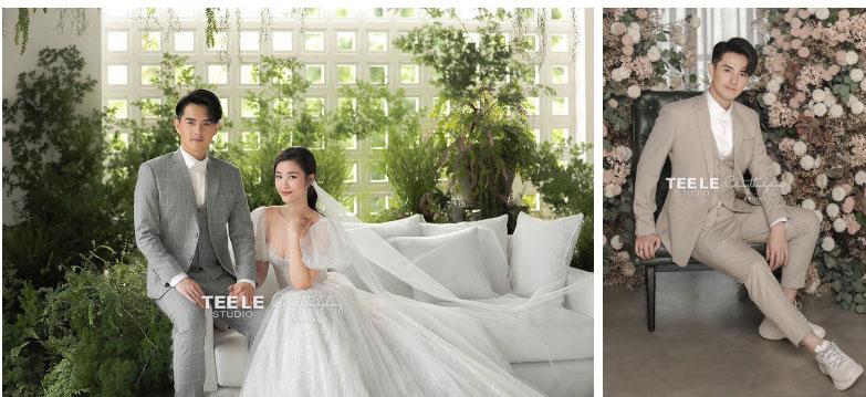 Cứ mải chú ý đến cô dâu, chú rể Ông Cao Thắng cũng không kém cạnh thay tới 3 bộ lễ phục-5
