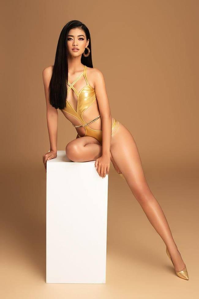 Hoa hậu, á hậu không sợ tai tiếng với đồ bơi cắt xẻ cực hiểm-17