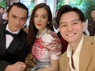 Sau thời gian bị đồn hẹn hò, Trương Ngọc Ánh lại xuất hiện bên cạnh diễn viên 'Sống chung với mẹ chồng' Anh Dũng