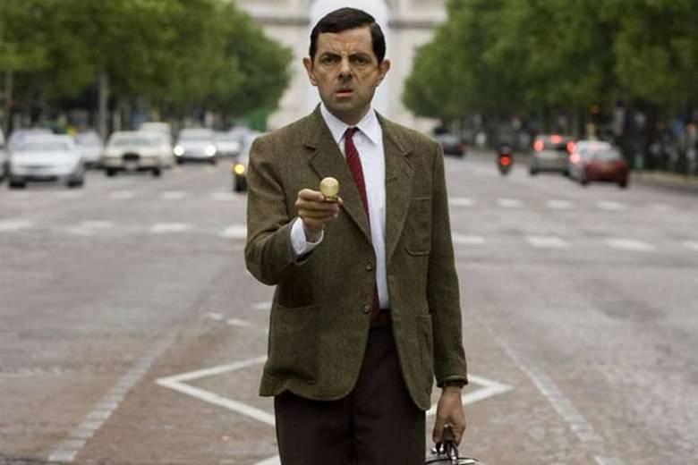 Những sự thật ít biết về Mr.Bean-4
