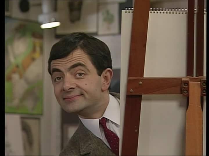 Những sự thật ít biết về Mr.Bean-5