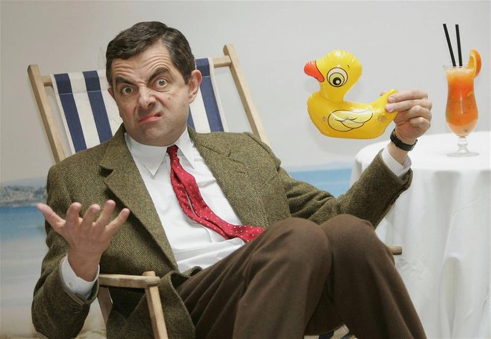 Những sự thật ít biết về Mr.Bean-6