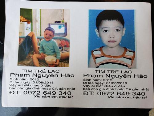 Người cha đi khắp 30 tỉnh thành tìm con trai 6 tuổi mất tích-2