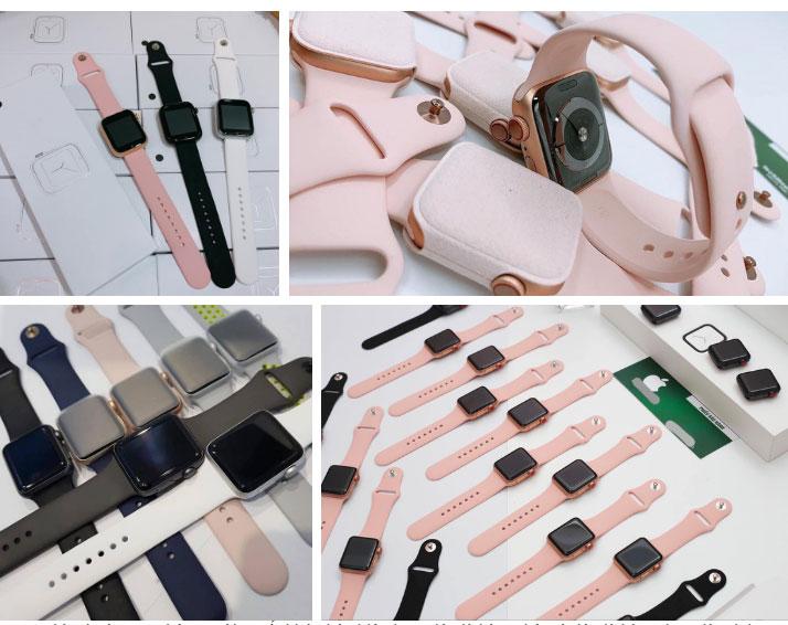 Apple Watch xuất hiện nhan nhản trên thị trường với giá chưa tới 500.000 đồng-2