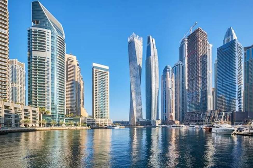 Khu dân cư toàn nhà giàu sang chảnh ở Dubai, thuê nhà ngốn tiền tỷ/năm-1