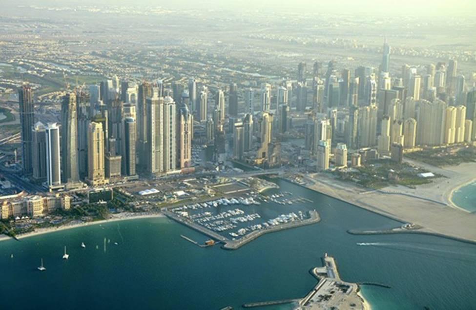 Khu dân cư toàn nhà giàu sang chảnh ở Dubai, thuê nhà ngốn tiền tỷ/năm-2