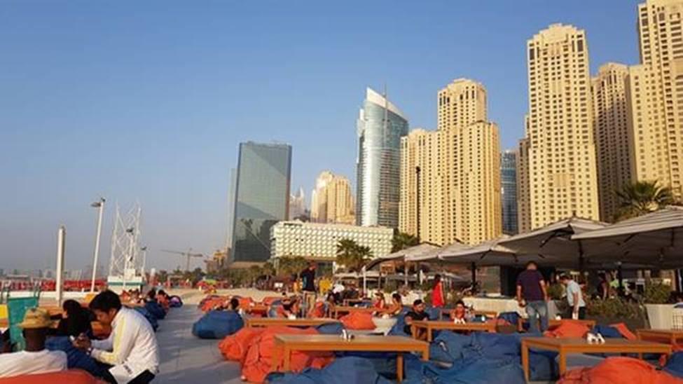 Khu dân cư toàn nhà giàu sang chảnh ở Dubai, thuê nhà ngốn tiền tỷ/năm-7