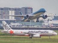 3 sân bay tạm đóng cửa để tránh bão Nakri