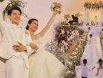 Sự thật ẩn sau chiếc khăn voan của Đông Nhi là quãng đường tình cảm suốt 10 năm qua của cặp đôi trời định-12