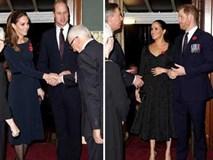 Hai cặp đôi Hoàng gia Anh chạm mặt tại sự kiện sau thời gian dài tách riêng và hành động khác lạ của họ nói lên tất cả