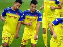 HLV Park loại 5 cầu thủ trước trận gặp Thái Lan, UAE