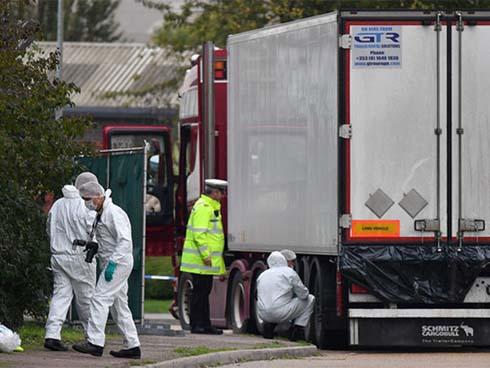 Tướng công an lý giải việc công bố danh tính 39 nạn nhân tử vong trong container tại Anh-1