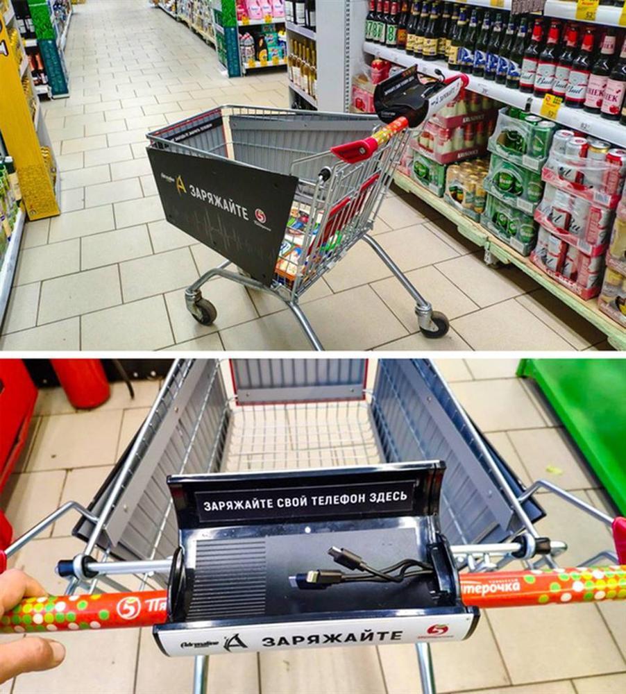 Sự thật thẻ tích điểm, cổng chống trộm siêu thị khiến bạn giật mình-2