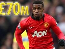 MU chi 70 triệu bảng