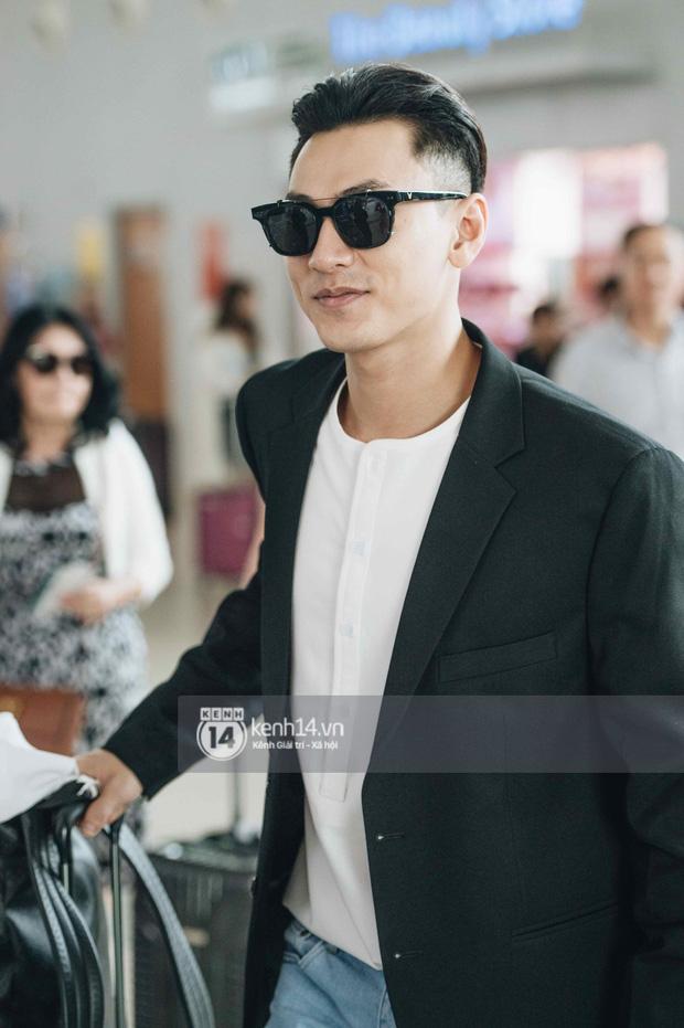 Dàn sao Vbiz đổ bộ sân bay rời Phú Quốc: Người thấm mệt, người vẫn tươi rói sau đêm quẩy nhiệt tại đám cưới Đông Nhi-1