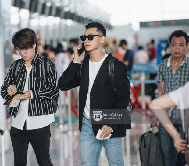 Dàn sao Vbiz đổ bộ sân bay rời Phú Quốc: Người thấm mệt, người vẫn tươi rói sau đêm quẩy nhiệt tại đám cưới Đông Nhi-2
