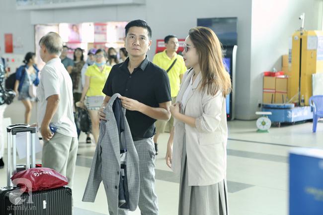 Sau scandal ly hôn, Lưu Hương Giang - Hồ Hoài Anh lần đầu xuất hiện cùng nhau tại đám cưới Đông Nhi - Ông Cao Thắng-3