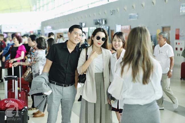 Sau scandal ly hôn, Lưu Hương Giang - Hồ Hoài Anh lần đầu xuất hiện cùng nhau tại đám cưới Đông Nhi - Ông Cao Thắng-4