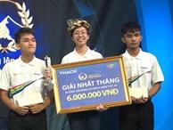 Sau khi phá tan kỷ lục 20 năm Olympia, nữ sinh Ninh Bình tiếp tục vượt mặt 3 nam sinh, giành lấy vòng nguyệt quế