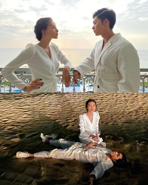 """Đây là kết cục"""" của Jun Phạm sau cơn say, để lại Ngô Thanh Vân thẫn thờ trên bờ biển: Lầy lội đến thế là cùng!-3"""