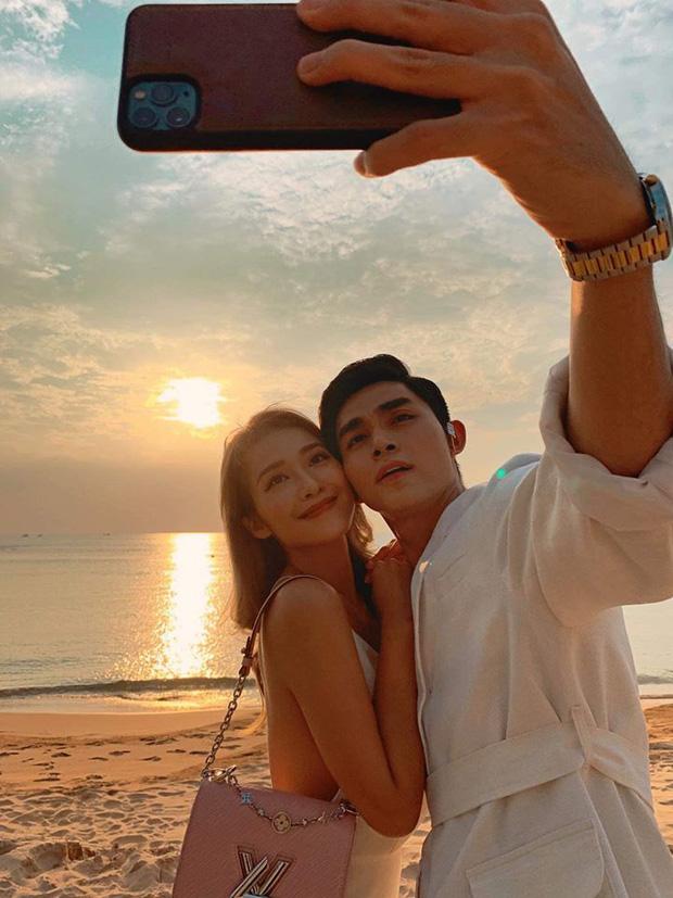 """Đây là kết cục"""" của Jun Phạm sau cơn say, để lại Ngô Thanh Vân thẫn thờ trên bờ biển: Lầy lội đến thế là cùng!-1"""