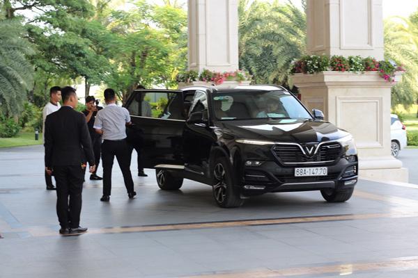 Ngô Thanh Vân đi xe VinFast dự đám cưới Đông Nhi-6