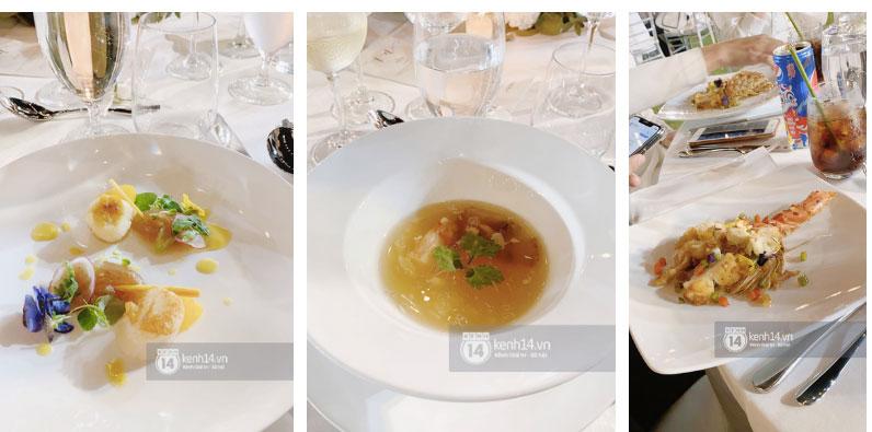 """Đọ"""" thử bữa tiệc đám cưới của các sao Việt: mỗi thực đơn một khác nhưng toàn là món đắt tiền và khó kiếm-2"""
