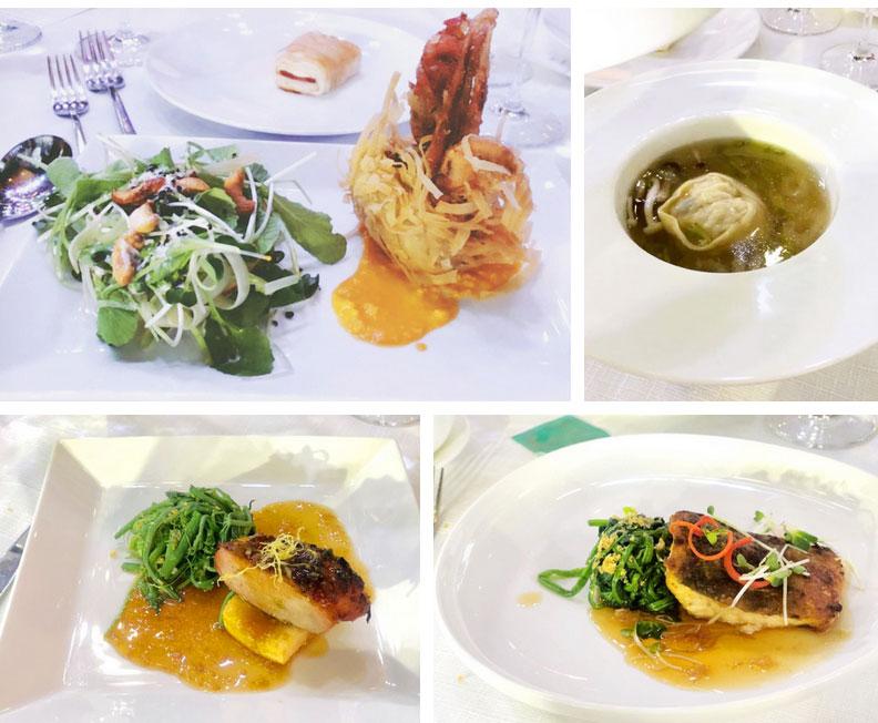 """Đọ"""" thử bữa tiệc đám cưới của các sao Việt: mỗi thực đơn một khác nhưng toàn là món đắt tiền và khó kiếm-10"""