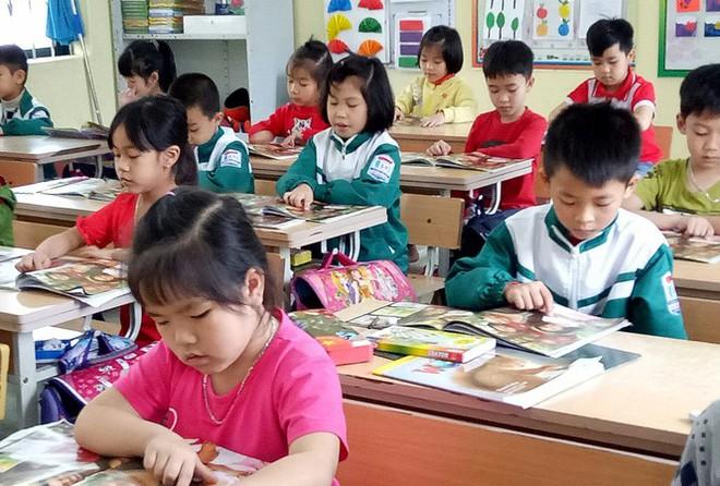 Ðổi mới sách giáo khoa, giáo viên đối mặt nhiều thách thức-1