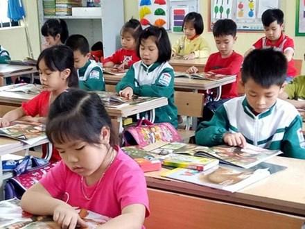 Ðổi mới sách giáo khoa, giáo viên đối mặt nhiều thách thức
