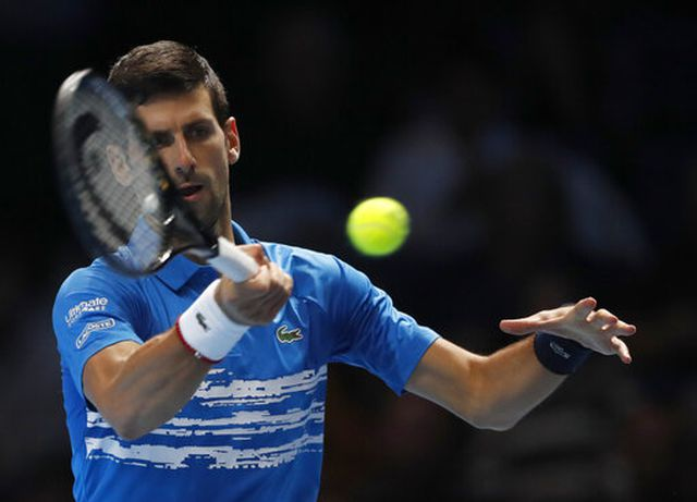 ATP Finals: Djokovic thắng nhanh, Federer gục ngã trước Thiem-1