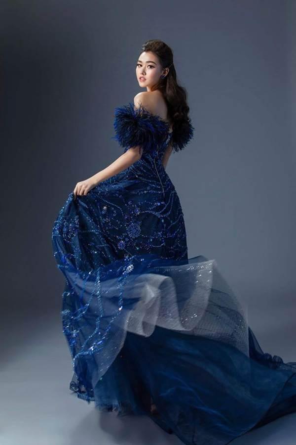 Sát chung kết, Tường San hé lộ 2 bộ váy dạ hội lộng lẫy khiến fan choáng ngợp-7