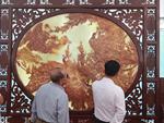 Bức tranh Sơn thủy hữu tình bằng ngọc tuyệt đẹp, giá gần 2 tỷ của đại gia Thái Nguyên-12