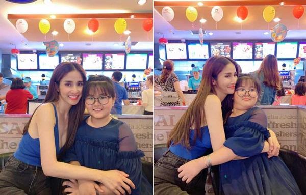 Con gái mũm mĩm của Thảo Trang và Phan Thanh Bình-1
