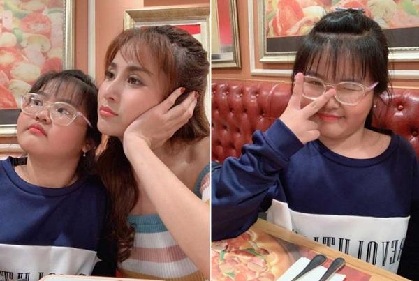 Con gái mũm mĩm của Thảo Trang và Phan Thanh Bình-5