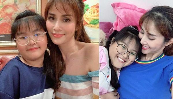 Con gái mũm mĩm của Thảo Trang và Phan Thanh Bình-6